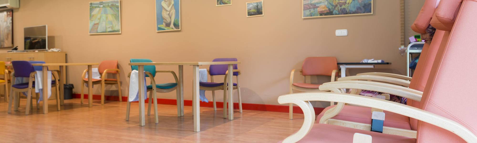 Zurekin centro para mayores - Sala de actividades
